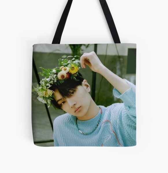 ENHYPEN Jay - 2021 Given-Taken All Over Print Tote Bag RB3107 product Offical Enhypen Merch