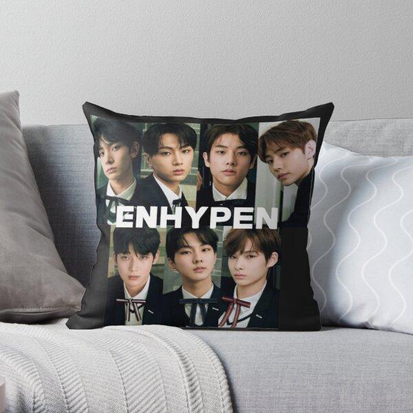 Enhypen Group Throw Pillow RB3107 product Offical Enhypen Merch