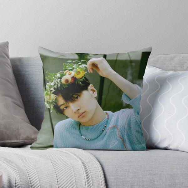 ENHYPEN Jay - 2021 Given-Taken Throw Pillow RB3107 product Offical Enhypen Merch