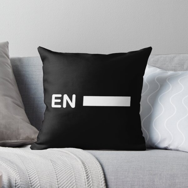 Enhypen Throw Pillow RB3107 product Offical Enhypen Merch