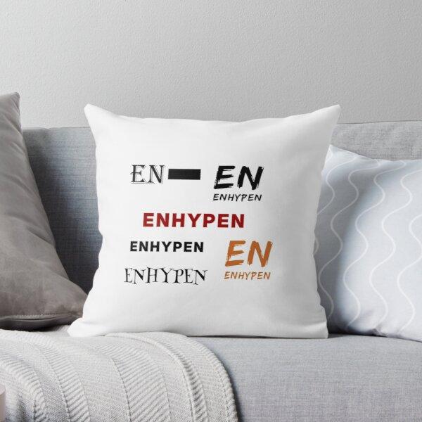 Enhypen - EN Throw Pillow RB3107 product Offical Enhypen Merch