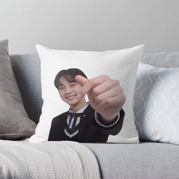 Jungwon: Enhypen Throw Pillow RB3107 product Offical Enhypen Merch