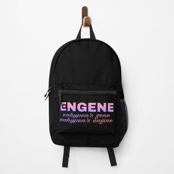 Engene-enhypen's gene,enhypen's engine! Backpack RB3107 product Offical Enhypen Merch