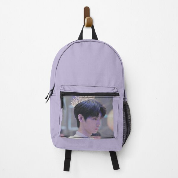 ENHYPEN Sunghoon Side Photo Backpack RB3107 product Offical Enhypen Merch
