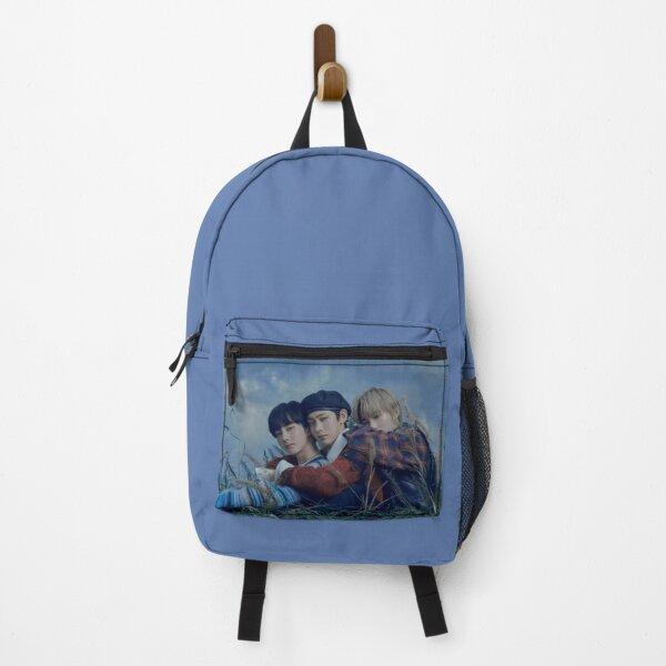 ENHYPEN Group Aesthetic Backpack RB3107 product Offical Enhypen Merch