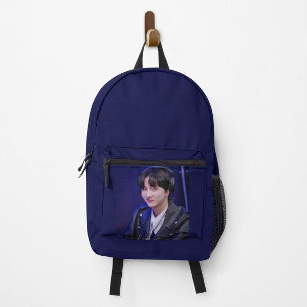ENHYPEN JUNGWON Cute Smirk Backpack RB3107 product Offical Enhypen Merch
