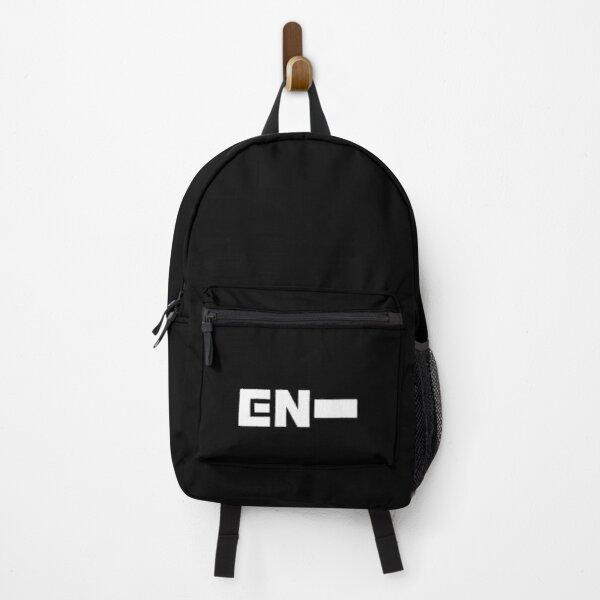 ENHYPEN LOGO Backpack RB3107 product Offical Enhypen Merch