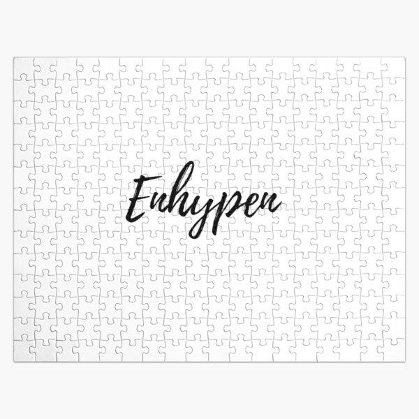 Enhypen Kpop kids love Jigsaw Puzzle RB3107 product Offical Enhypen Merch