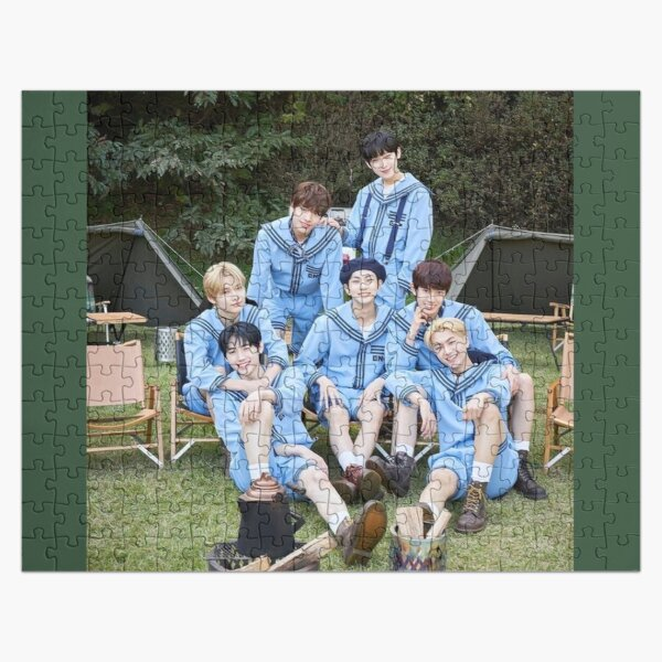 ENHYPEN Group Photo 2021 Jigsaw Puzzle RB3107 product Offical Enhypen Merch