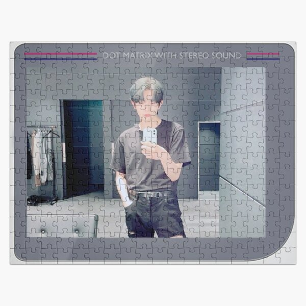 ENHYPEN Heeseung aesthetic Jigsaw Puzzle RB3107 product Offical Enhypen Merch