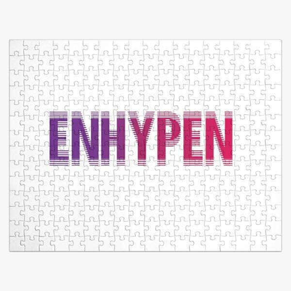 Enhypen Kpop Jigsaw Puzzle RB3107 product Offical Enhypen Merch