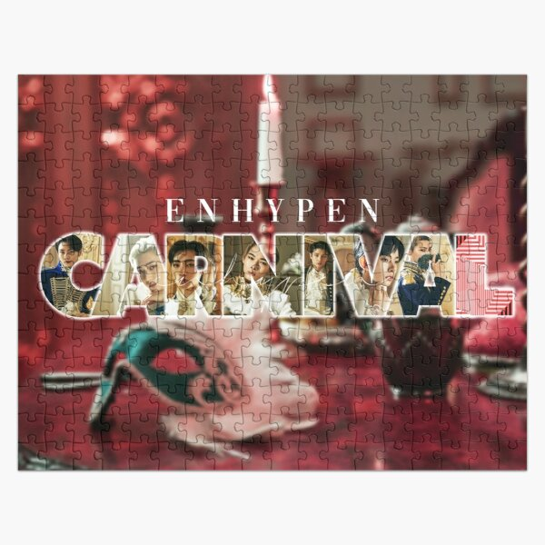 Enhypen Carnival Jigsaw Puzzle RB3107 product Offical Enhypen Merch