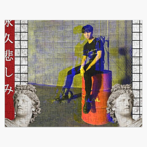 ENHYPEN Jay aesthetic Jigsaw Puzzle RB3107 product Offical Enhypen Merch