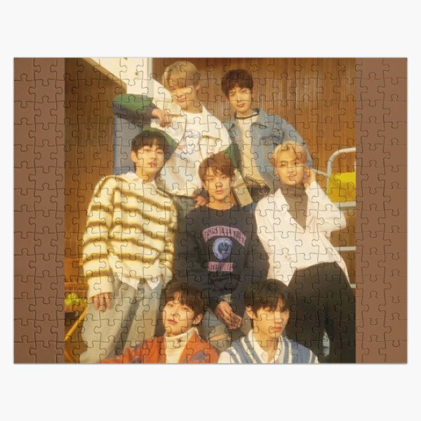 ENHYPEN Group Photo Jigsaw Puzzle RB3107 product Offical Enhypen Merch