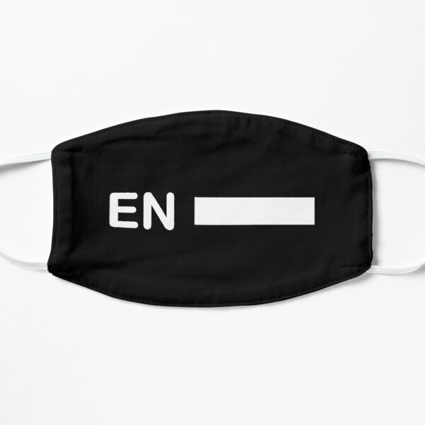 Enhypen Flat Mask RB3107 product Offical Enhypen Merch