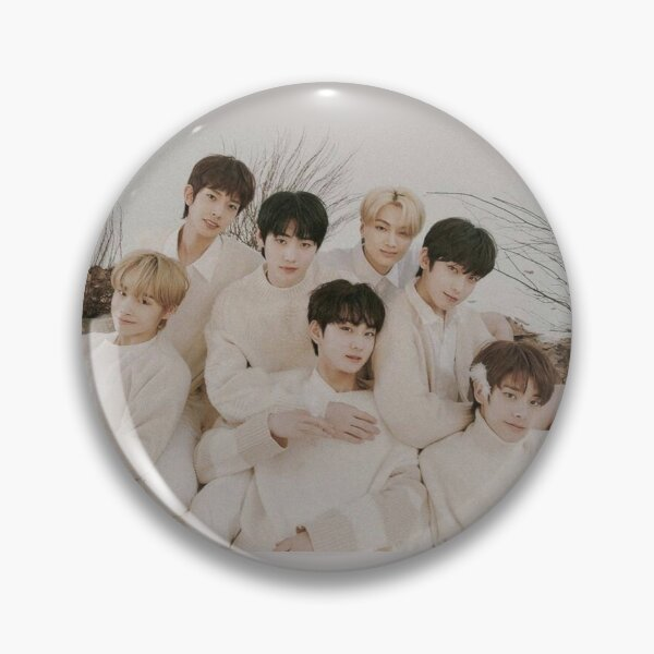 ENHYPEN Group Photo Pin RB3107 product Offical Enhypen Merch