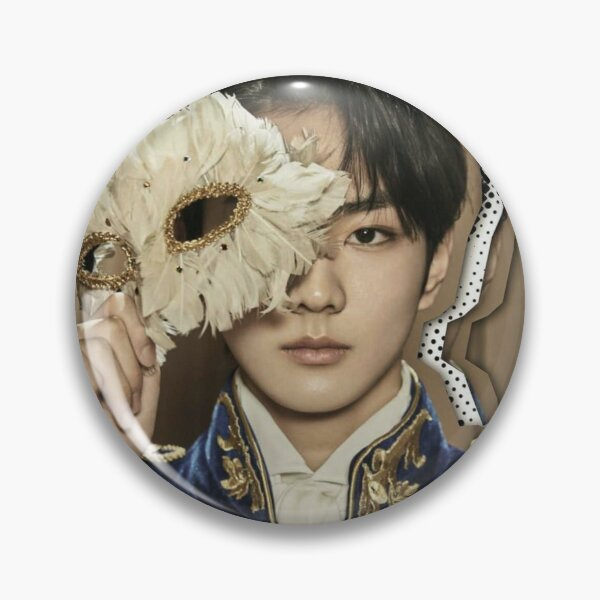 JUNGWON - ENHYPEN Border: Carnival Concept UP Version Pin RB3107 product Offical Enhypen Merch