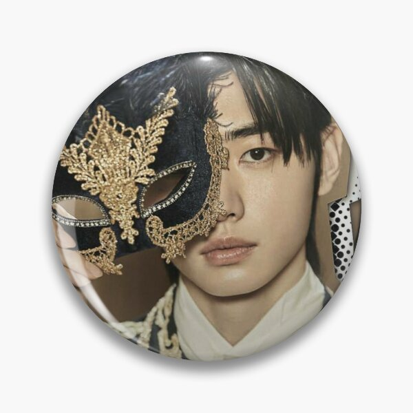 SUNGHOON - ENHYPEN Border: Carnival Concept UP Version Pin RB3107 product Offical Enhypen Merch