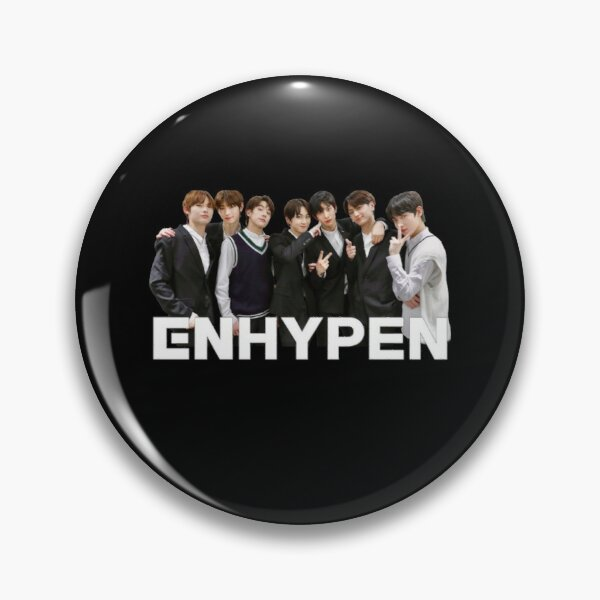 Enhypen Pin RB3107 product Offical Enhypen Merch